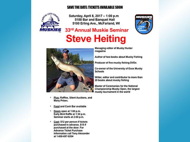 Steve Heiting Seminar