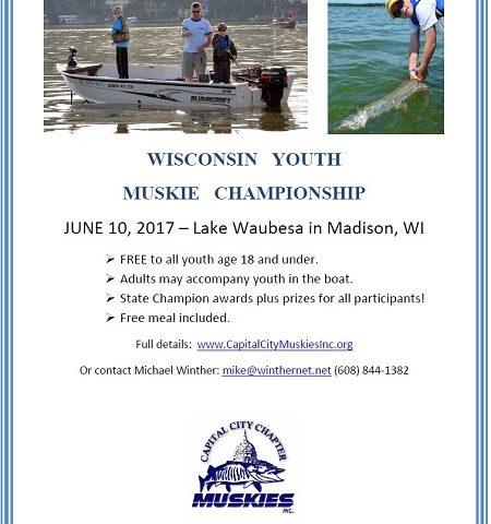 Youth Muskie Championship