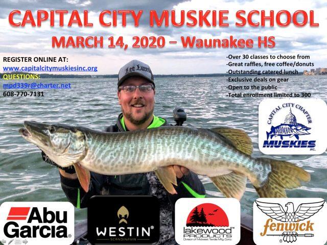 19th Intermediate and Advanced Muskie School