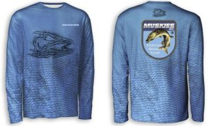 Muskies Inc Sun Shirt Fundraiser